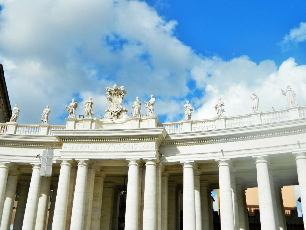 St Peter's Square 3-min