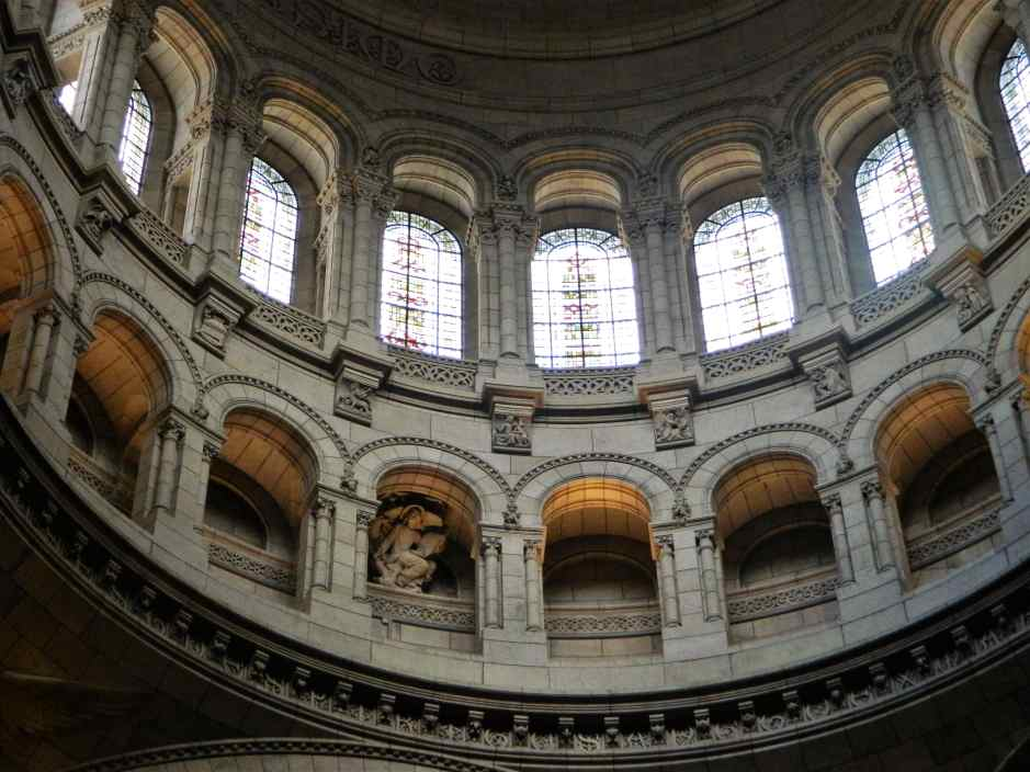 Sacre Coeur Architecture 3-min